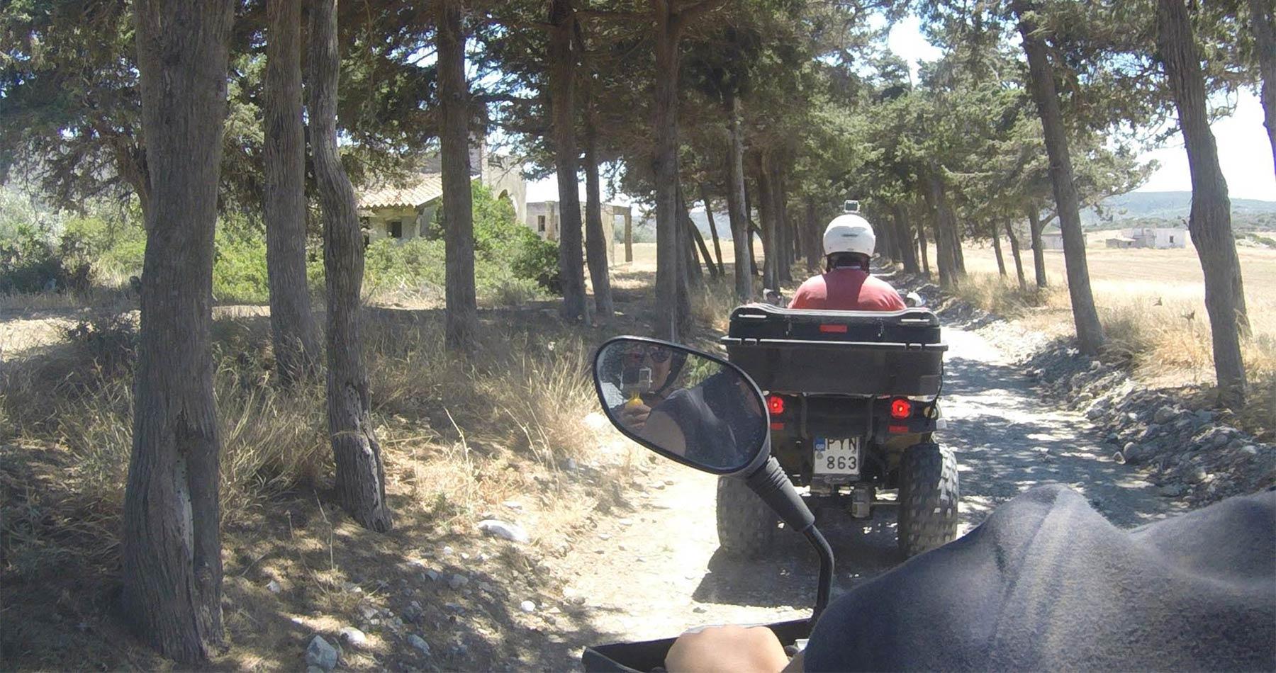 rhodes experiences safari staur 7