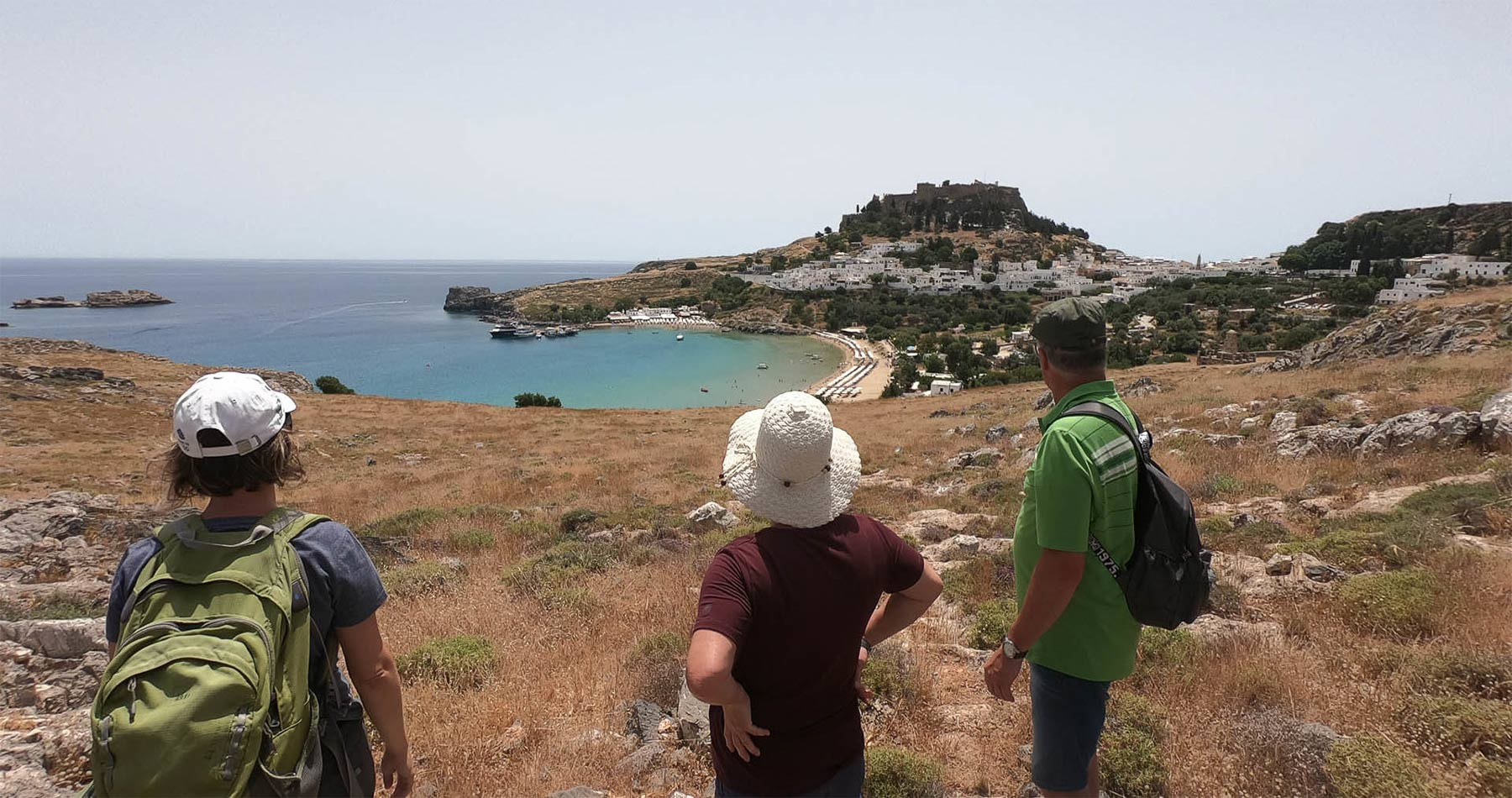Rhodes Experiences Lindos Hiking 2