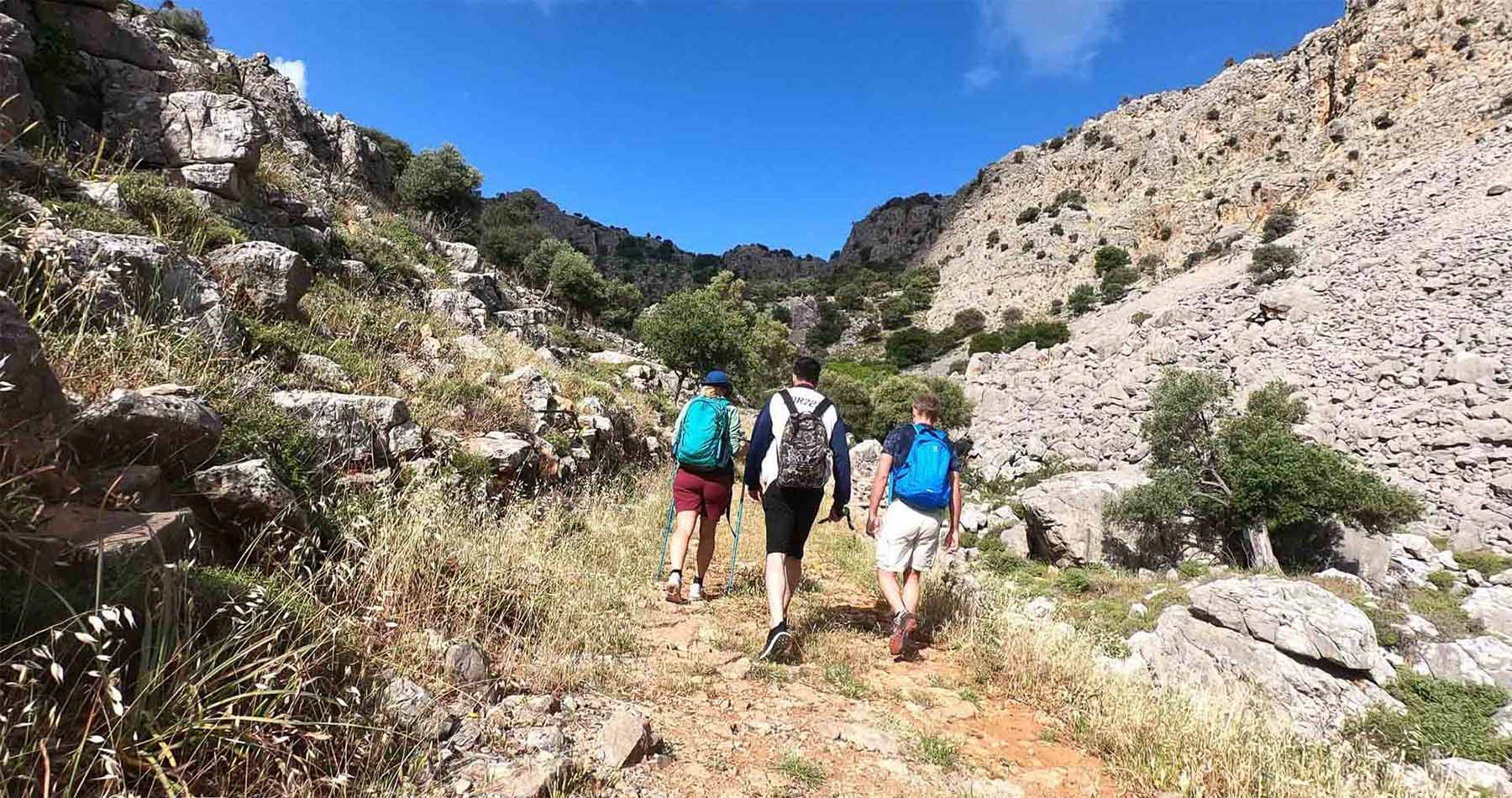 Rhodes Experiences Lindos Hiking 5