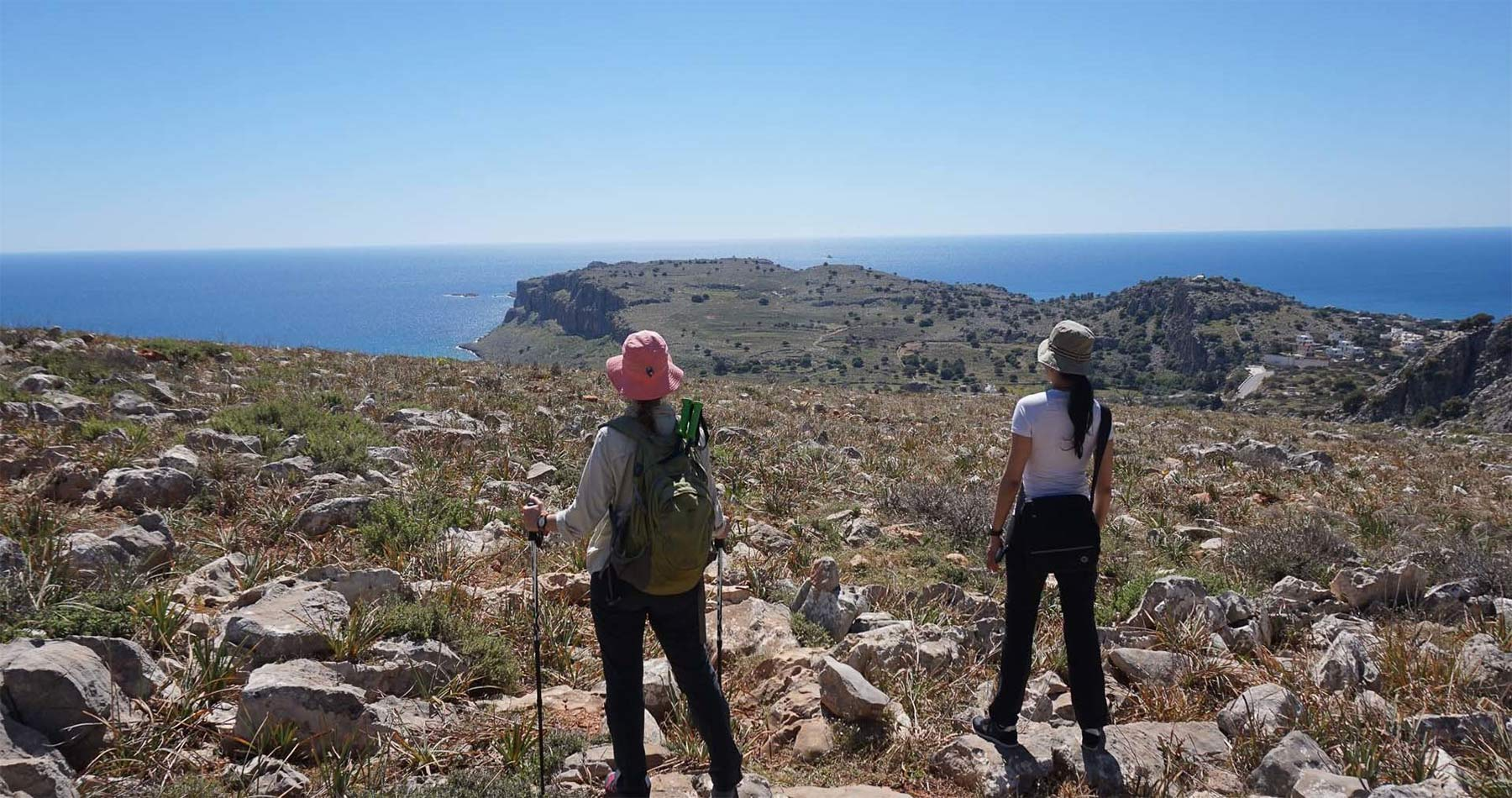Rhodes Experiences Lindos Hiking 8