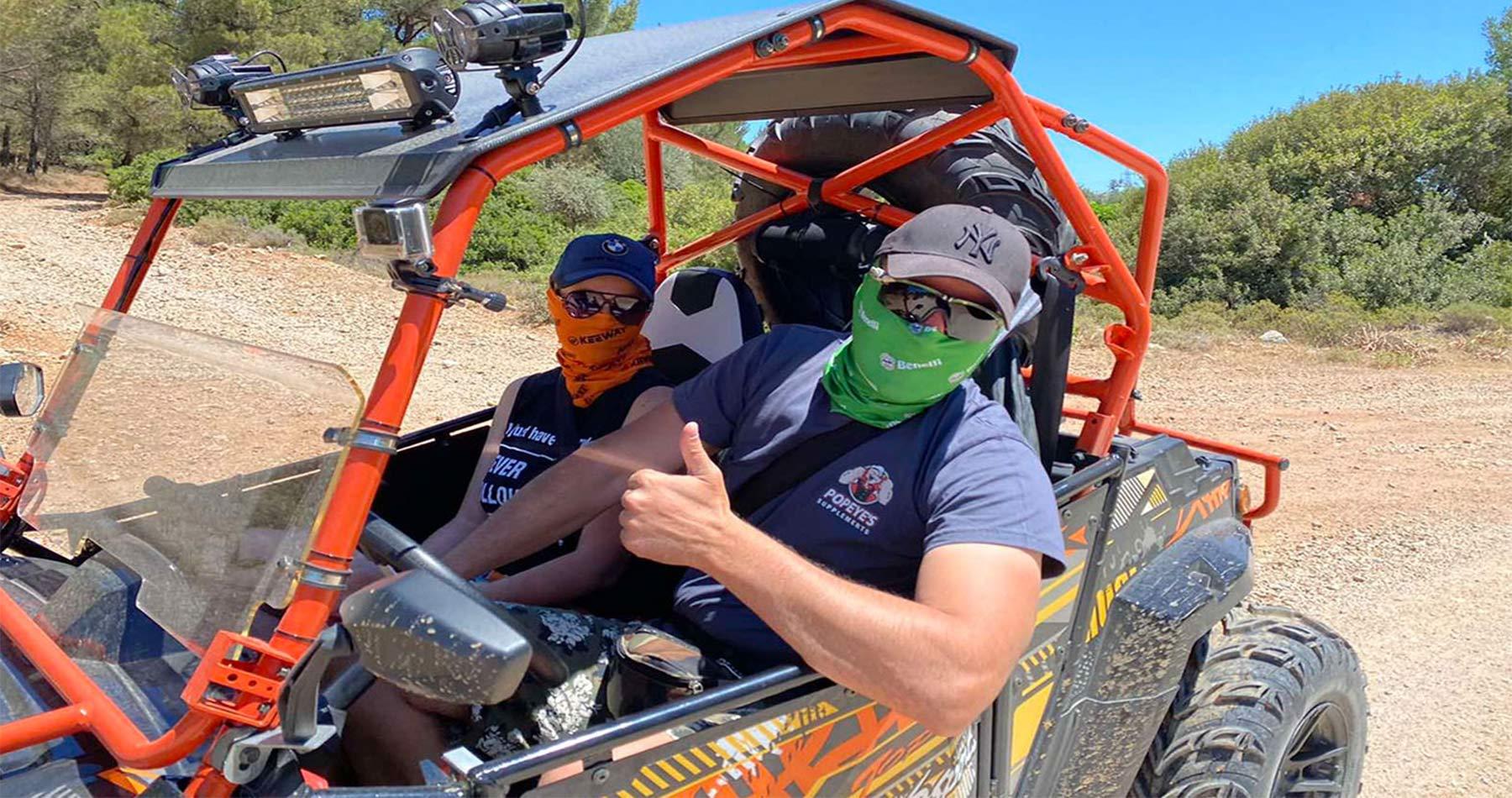 rhodes experience buggy safari 19