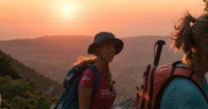 rhodes experiences amazing sunset hike profitis ilias 6