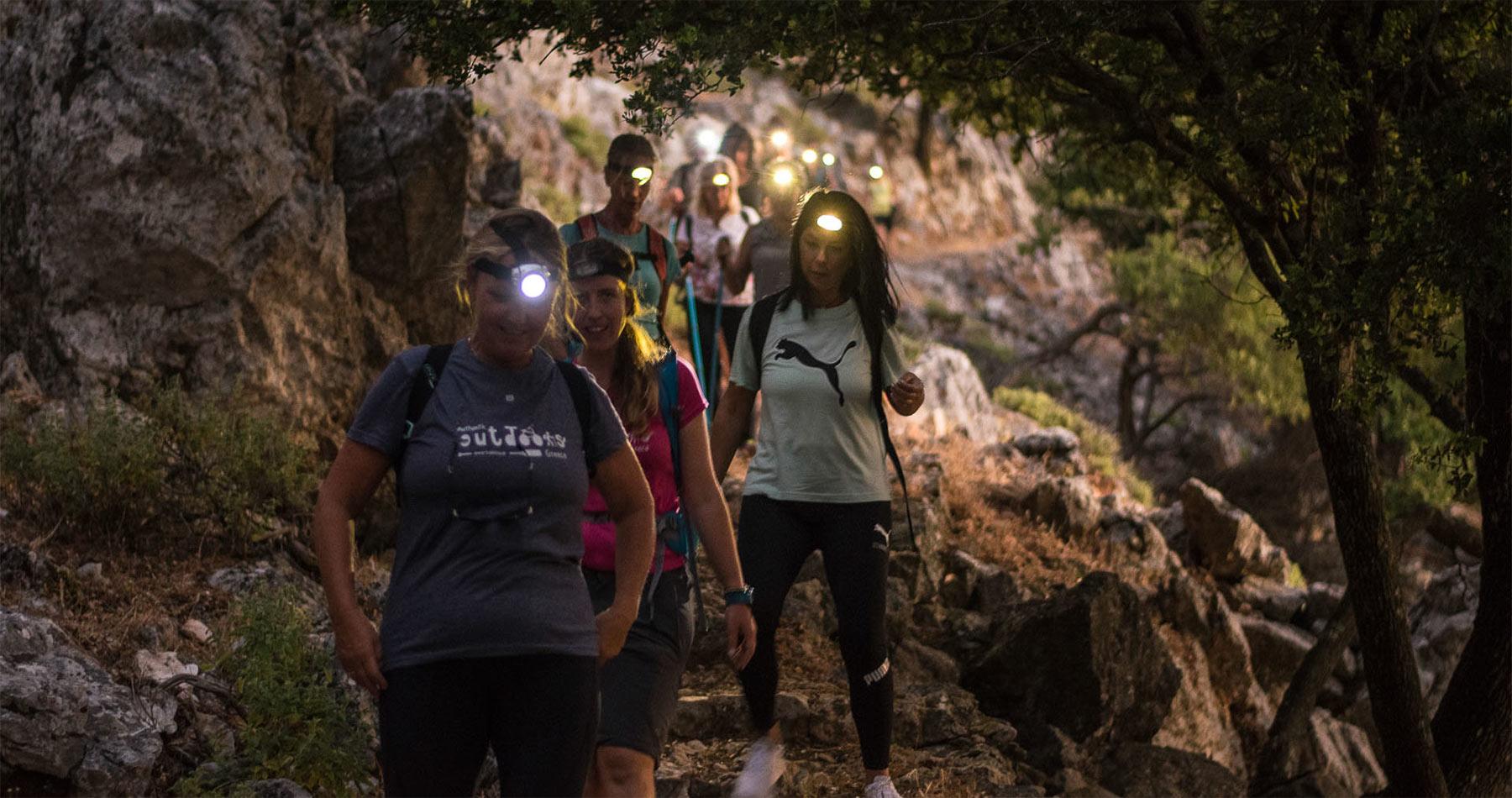 rhodes experiences amazing sunset hike profitis ilias 9