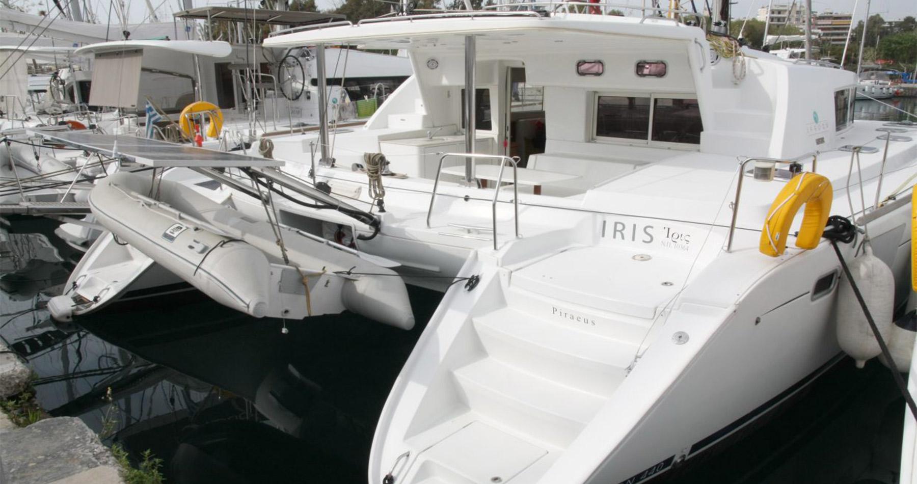 rhodes experiences catamaran 1
