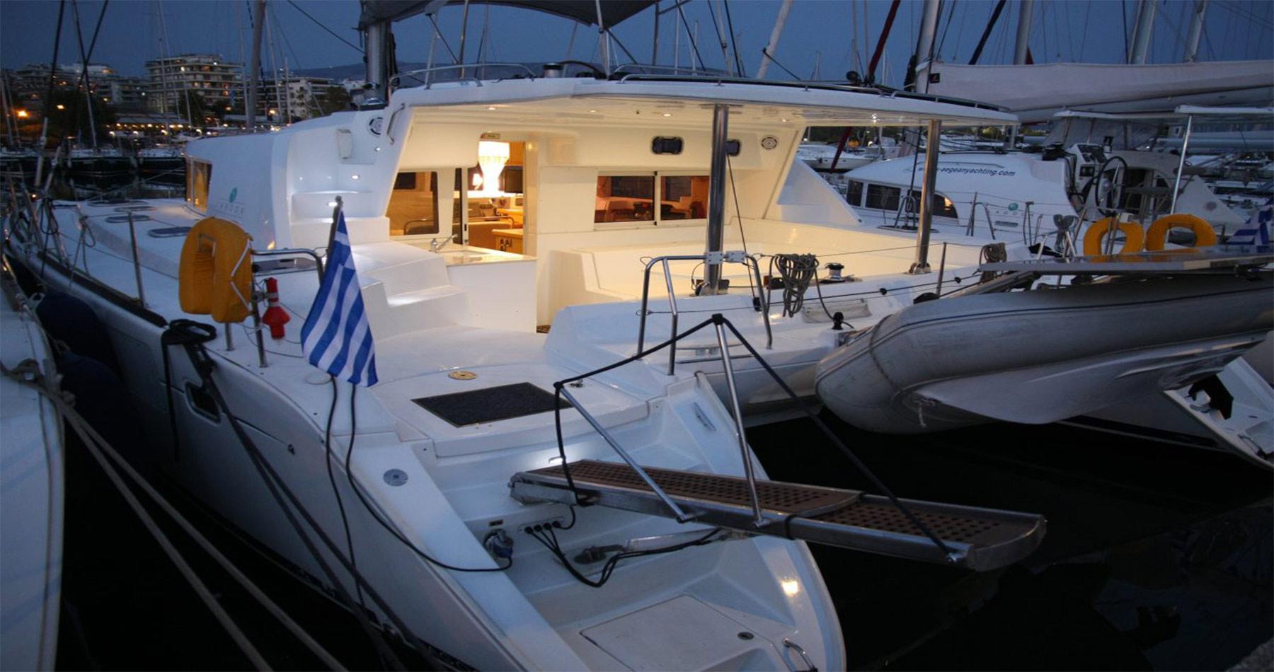 rhodes experiences catamaran 19