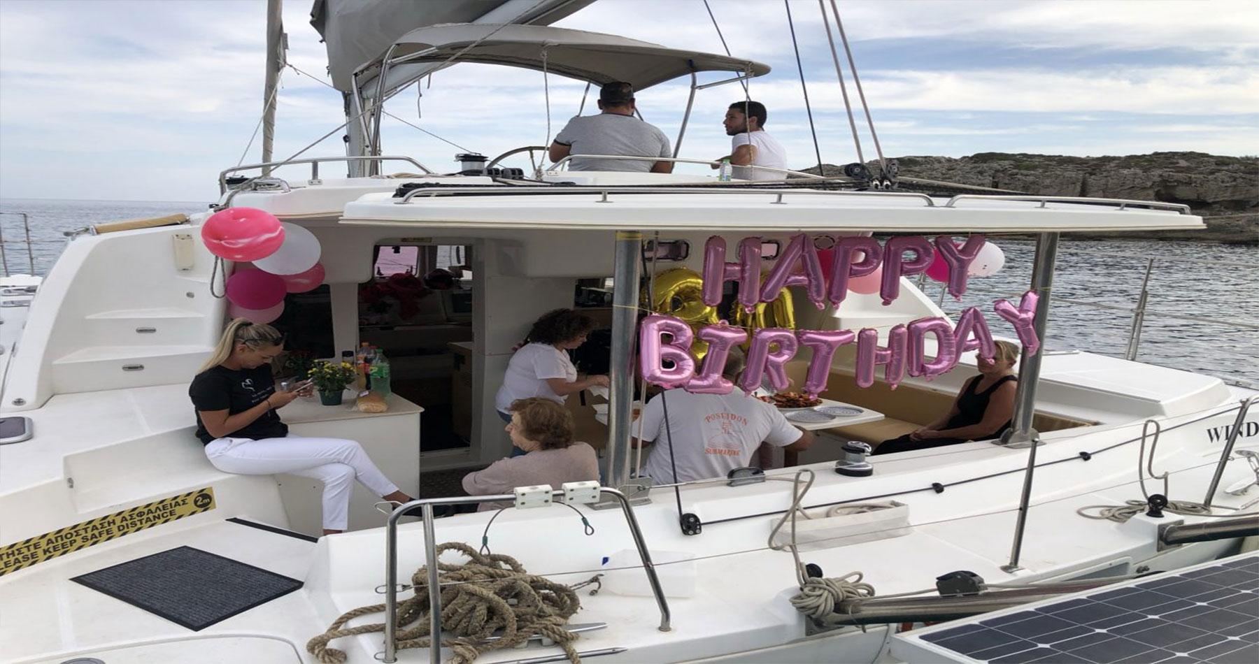 rhodes experiences catamaran 20
