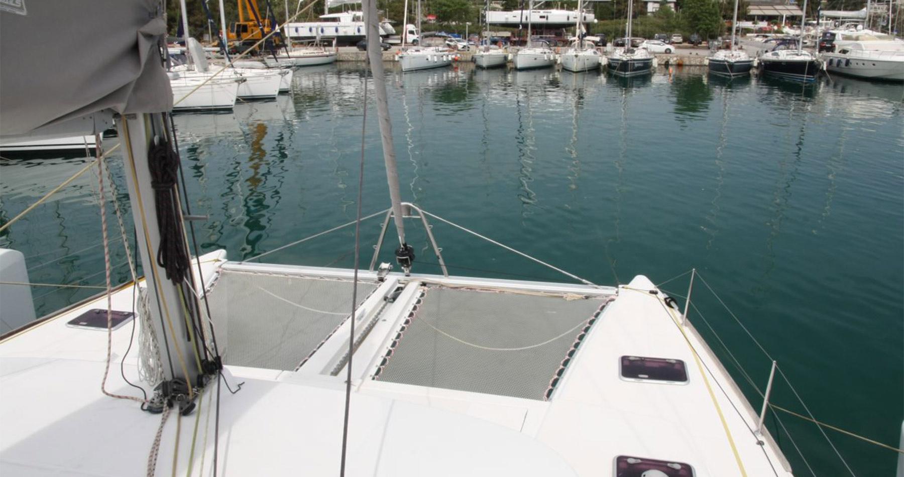 rhodes experiences catamaran 3