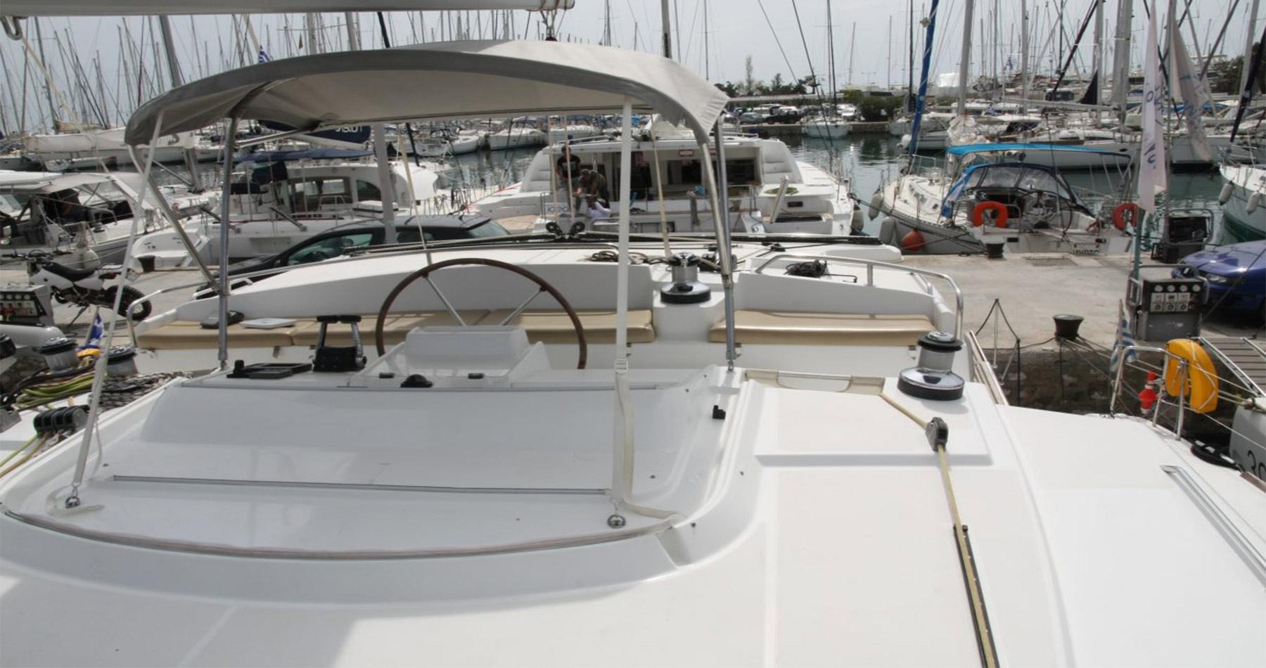rhodes experiences catamaran 4