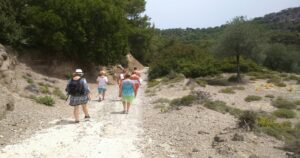 rhodes experiences seven springs hike