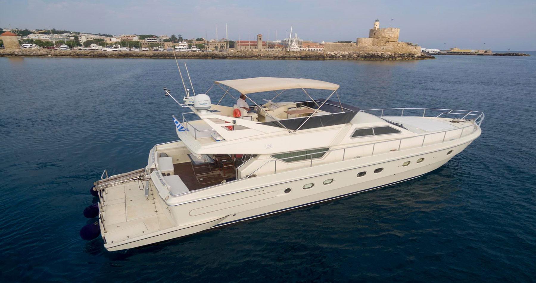 rhodes experiences yacht cruise 1
