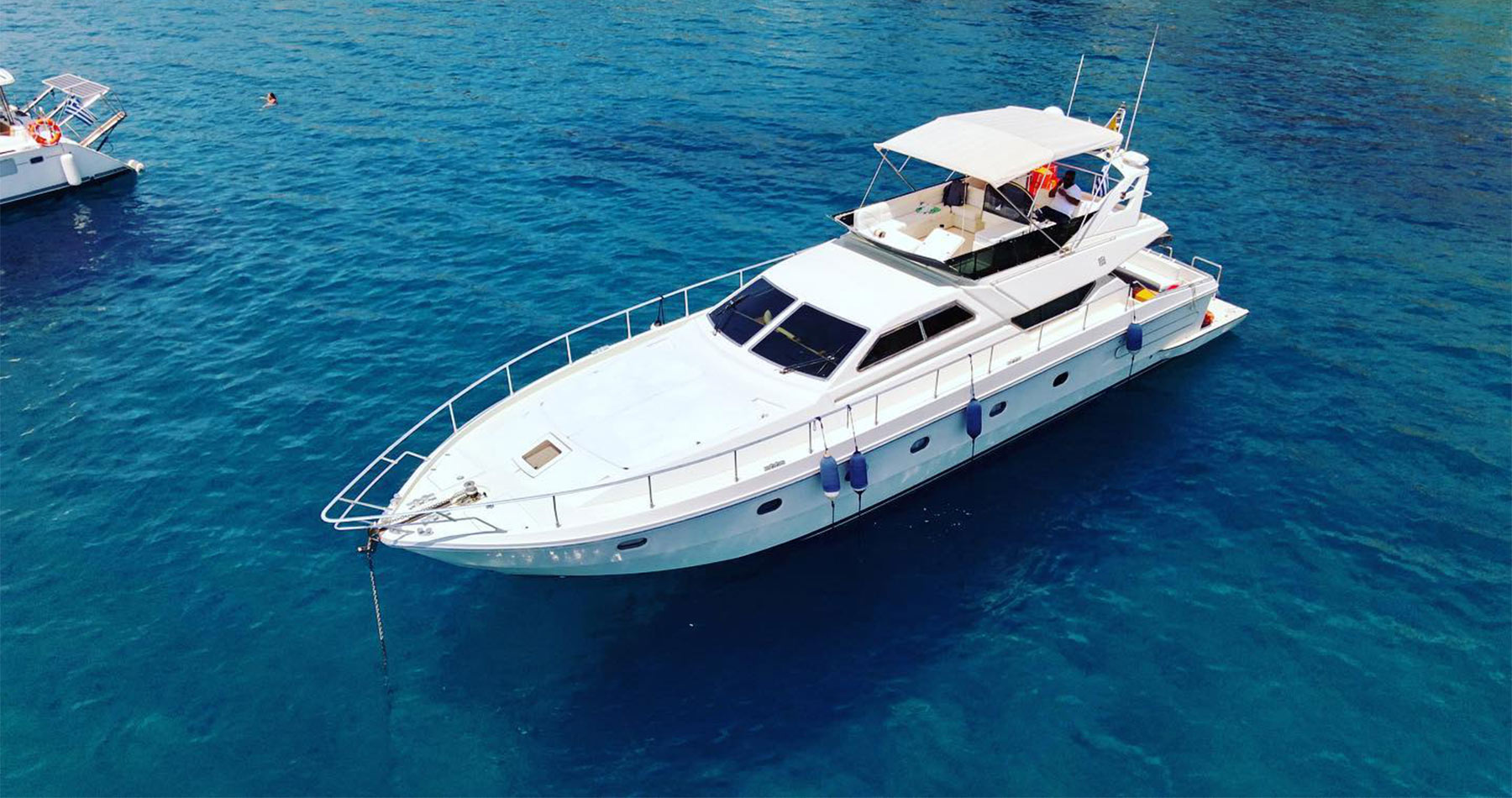 rhodes experiences yacht cruise 10
