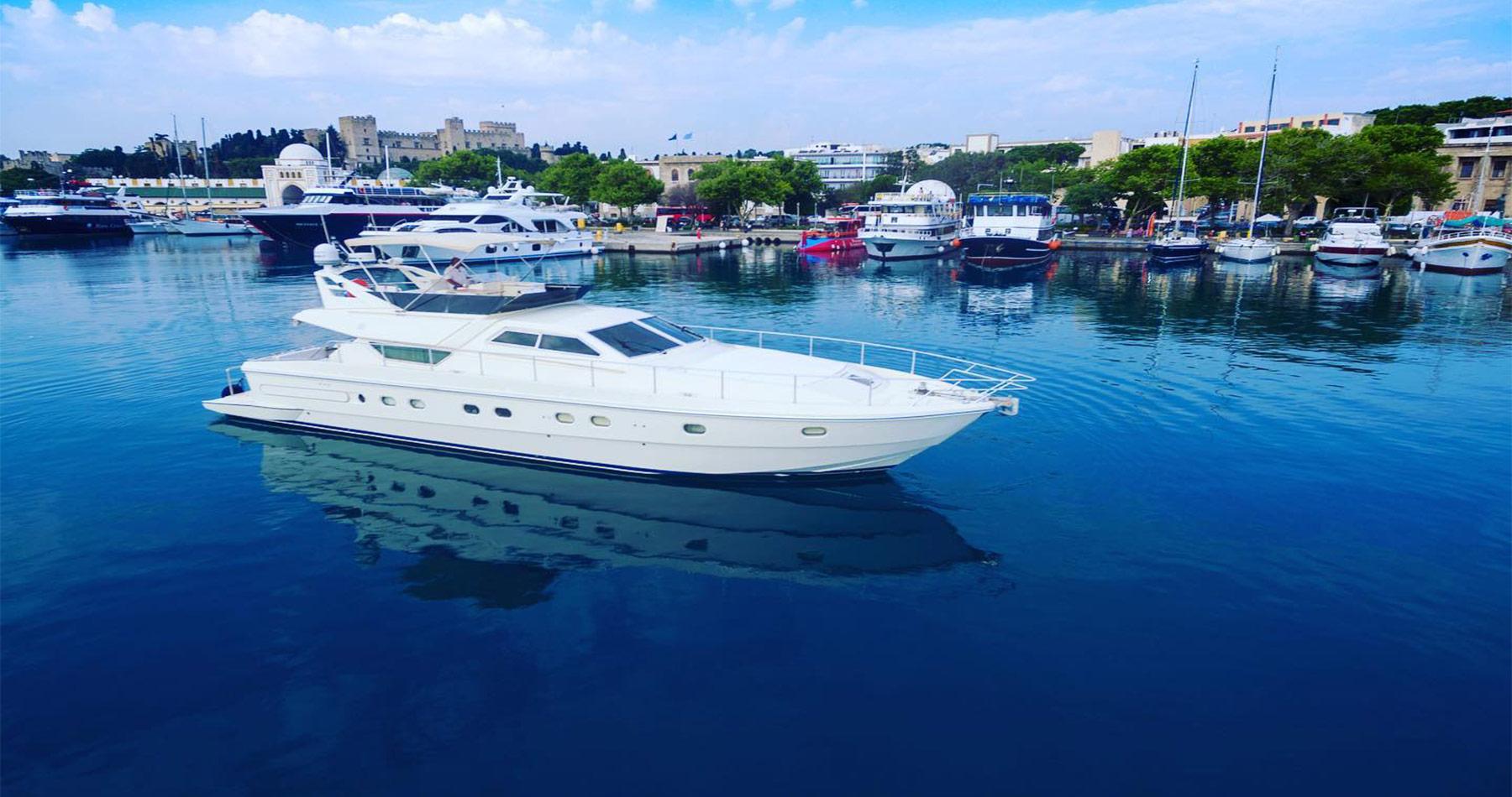 rhodes experiences yacht cruise 5