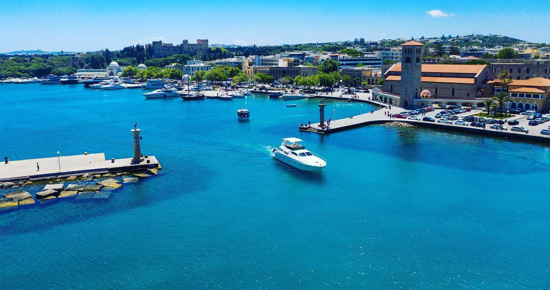 rhodes experiences yacht cruise 7
