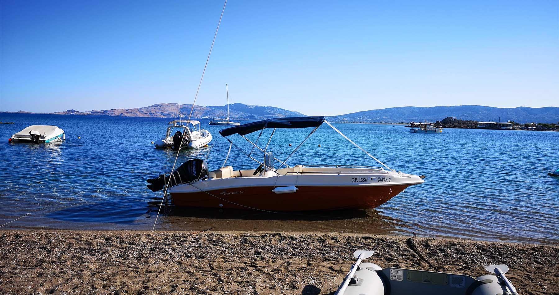 rhodes experiences happy boat 1