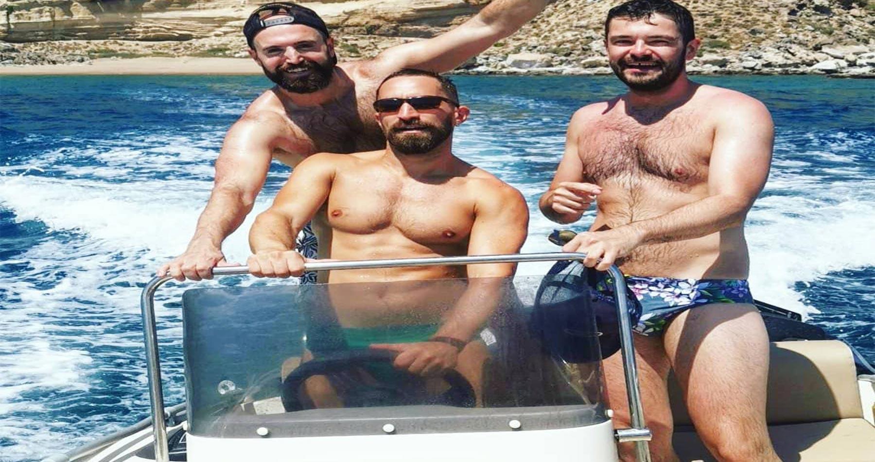 rhodes experiences happy boat 4