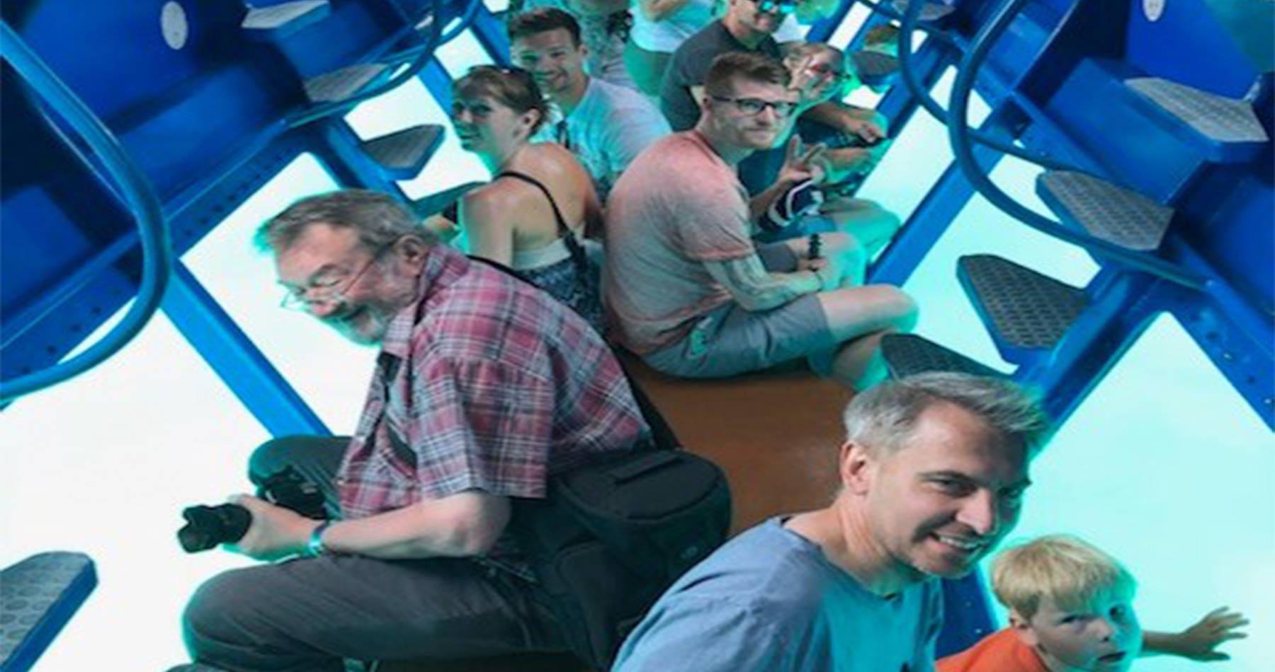 rhodes experiences blue submarine 2