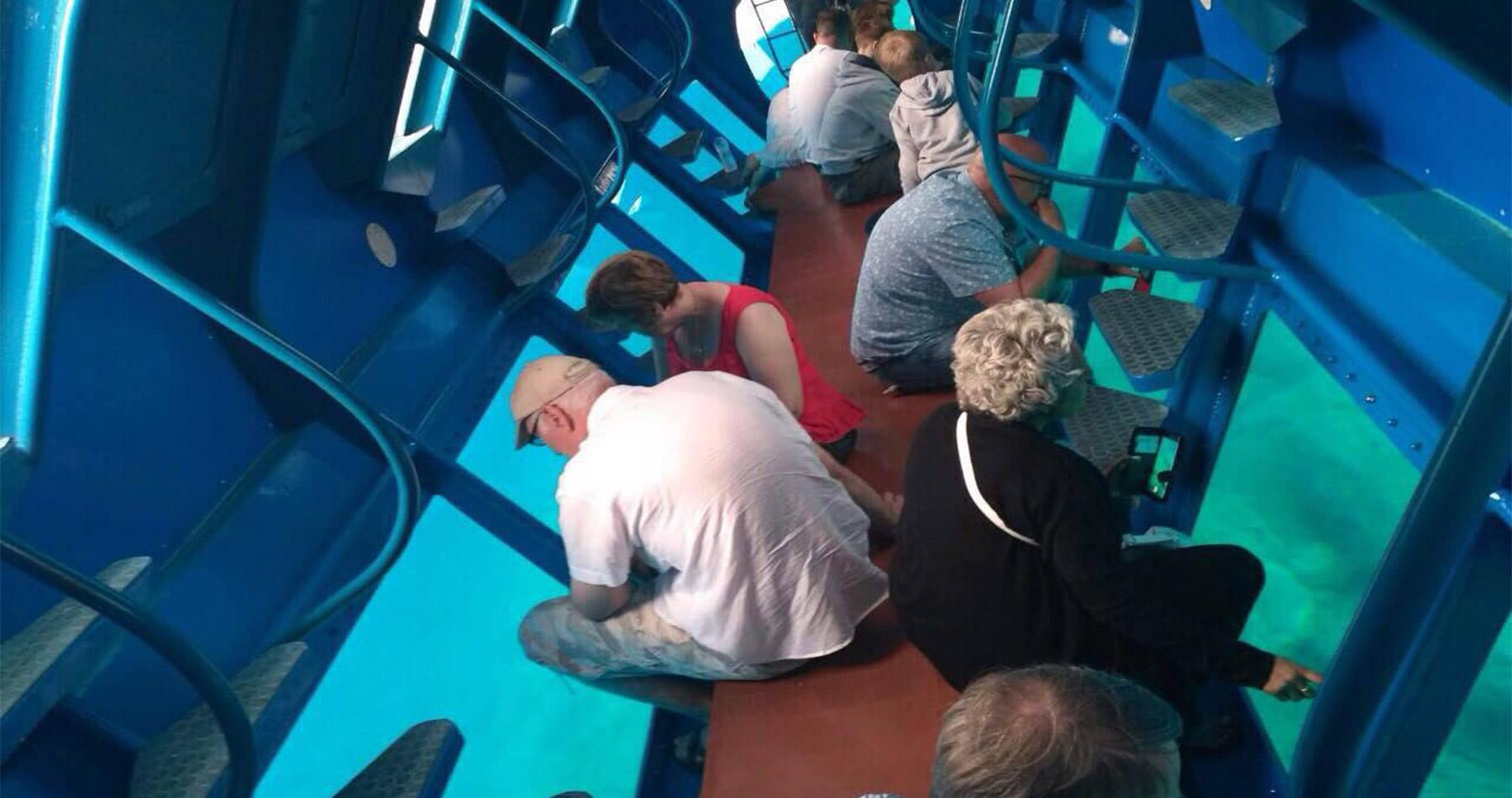rhodes experiences blue submarine 3
